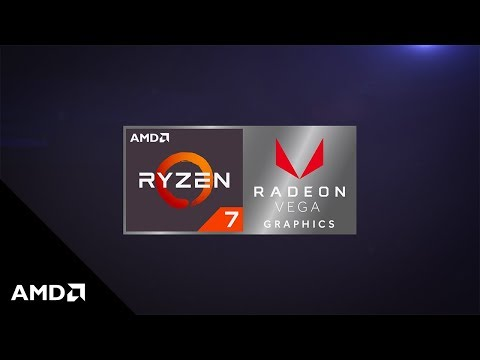 Introducing AMD Ryzen™ Processor with Radeon™ Vega Graphics: The Ultimate Laptop Processor