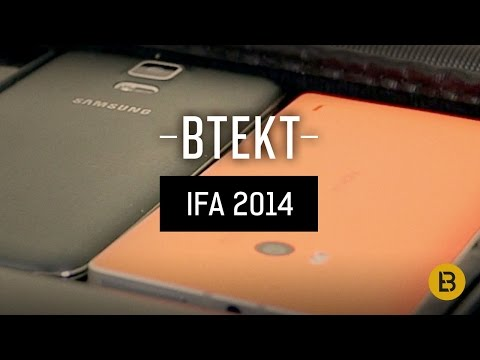 IFA 2014 Gadget Bag: What's inside ours?