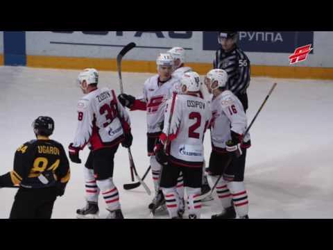 Илья Зубов поражает пустые ворота и ставит точку в матче! (видео)