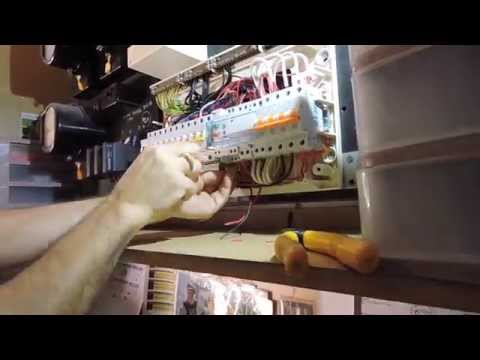 Upgrade Switchboard Time Clock and Emergency Test Station