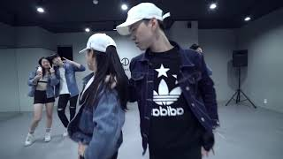 The Chainsmokers - Closer ft. Halsey / Choreography . AD LIB mirrored Video