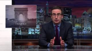 John Oliver Paris Attacks - YouTube