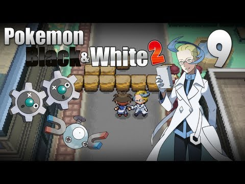 Pokémon Black & White 2 - Episode 9
