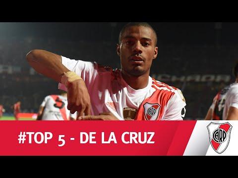 Cinco GOLAZOS de Nico De La Cruz