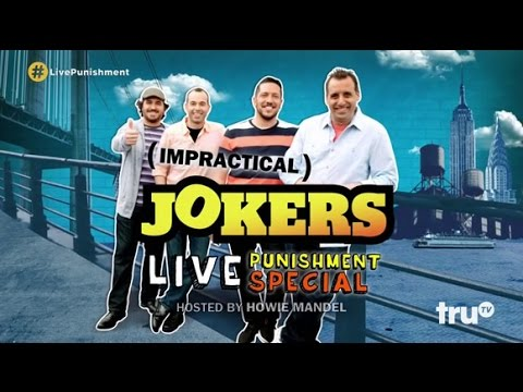Impractical Jokers Live Punishment Special (Spectator POV) (видео)