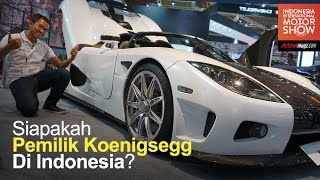 Video Koenigsegg CCX cuma ada 1 di Indonesia! MP3, 3GP, MP4, WEBM, AVI, FLV November 2017