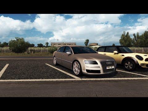 Audi R8 V10 ETS2 v1.0