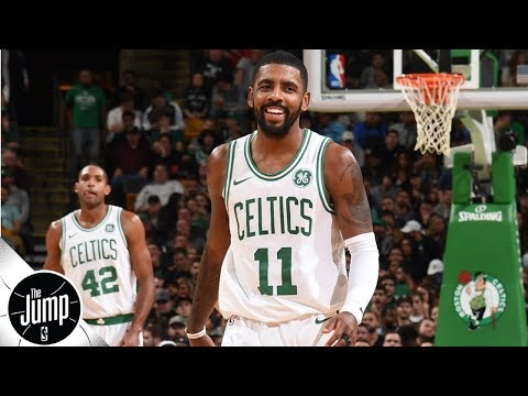 Video: The Celtics are poised to takeover after all-star break - Scottie Pippen | The Jump