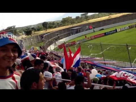Olimpia - Real Sociedad en Comayagua - La Ultra Fiel - Club Deportivo Olimpia