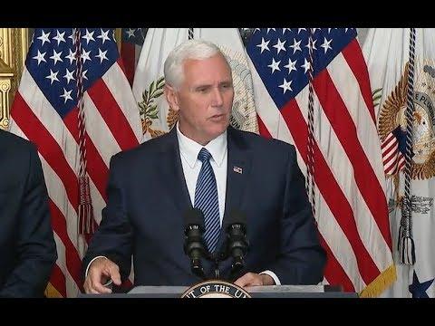 VP Pence In Auburn Hills, MI - Full Speech (Audio Only)