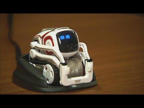 Κόσμο: Το νέο μίνι ρομποτικό παιχνίδι