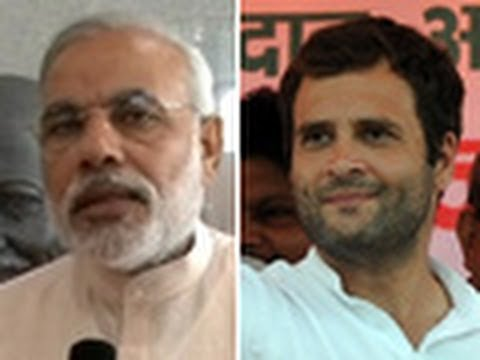 2014 may see Rahul Gandhi vs Narendra Modi, speculates US report