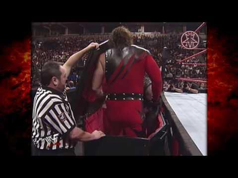 The Undertaker vs Kane Casket Match 1998