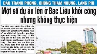 Điểm Báo Ngày 19/7/2017: Một Số Dự Án Lớn Ở Bạc Liêu Khởi Công Nhưng Không Thực HiệnXem #TinTuc hấp dẫn, Tổng Hợp #Video Mới nhất về #Tintuc24h Việt Nam - Quốc Tế nóng bỏng nhất đang diễn ra trong thời gian qua. Kênh Tin Báo Nhân Dân sẽ cập nhật đến các bạn các thông tin đầy đủ nhất tại đây. Mời bạn đón xem nhé !Đăng Ký Xem Video #tinmoi Miễn Phí: http://goo.gl/dVkSzA1. Bản #tinthoisu -- https://goo.gl/P6kNXd2. Tin Dự báo thời tiết -- https://goo.gl/YNpoJx3. Tổng Hợp #tintrongnuoc -- https://goo.gl/la17CV4. Seri Điều Tra Phá Án Lần theo dấu vết -- https://goo.gl/iHDMiJ5. Phóng Sự Điều Tra Chống Buôn Lậu -- https://goo.gl/TW5Hrj6. Phim Phá Án 75 Tập -- https://goo.gl/sySkMa7. Sức Khỏe Cuộc Sống -- https://goo.gl/yDGMVZ