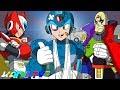 Mega Man X: Hard Type O Jogo Imposs vel Do Menino X