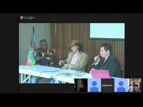 Conversatorio internacional sobre #Nofumigación en Colombia