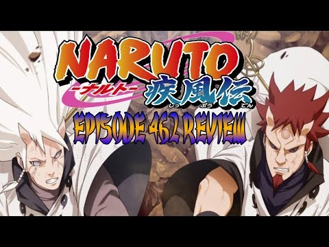 Legend Of The Sage Of Six Paths Naruto Shippuden Episode 462 Review