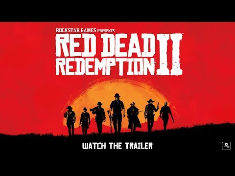 Red Dead Redemption 2 Trailer