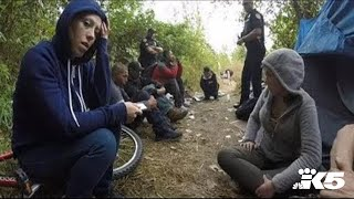 Video Busting up a heroin camp, with no arrests MP3, 3GP, MP4, WEBM, AVI, FLV Agustus 2019