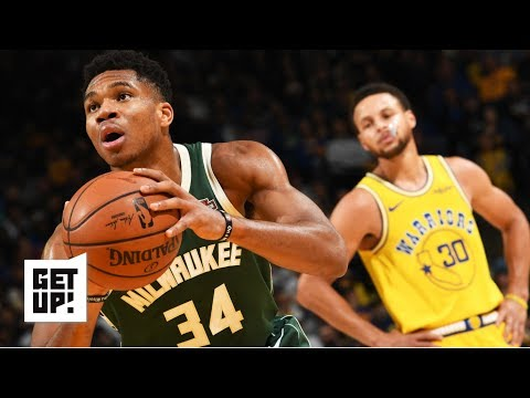 Giannis' Bucks are the biggest threat to the Warriors' 4th title in 5 seasons – David West | Get Up!