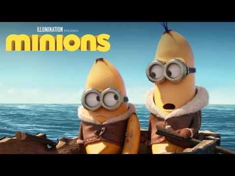 Minions (Clip 'The Overall Journey')