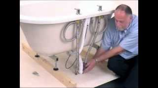 bath store How To Assemble, Install&Plumb A Bathstore Trend Freestanding Bath - User Guide
