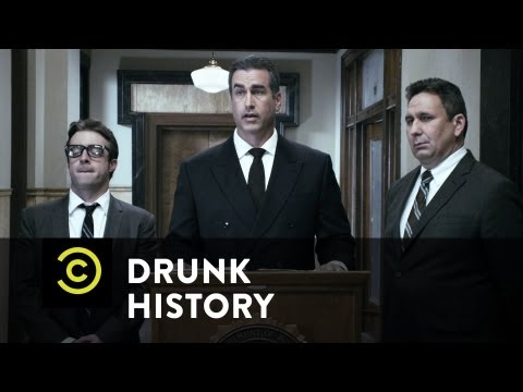 Drunk History - Martin Luther King Jr. and J. Edgar Hoover (ft. Rob Riggle and Lamorne Morris)