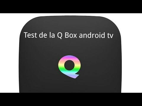 Test de la box Q BOX