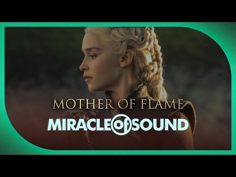 Game of Thrones Daenerys Song - Mother of Flame by Miracle of Sound feat. Sharm