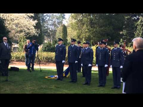 Video of the service