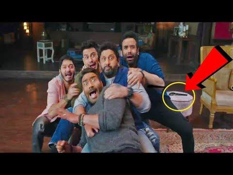(29 Mistakes) In Golmaal Again - Plenty Mistakes In Golmaal Again Full Hindi Movie   Ajay Devgn