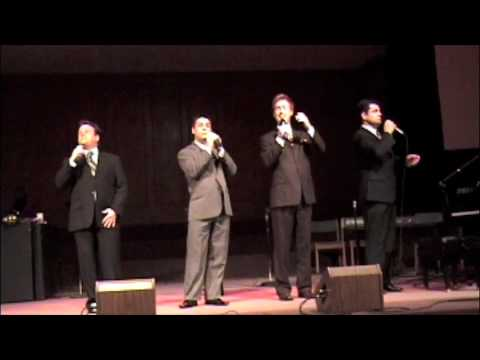 Tribute Quartet - Mercy Walks The Road