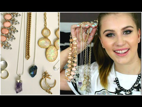 Online Jewelry Haul & Try On ♡