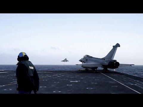 Στη Λεμεσό το γαλλικό αεροπλανοφόρο «Charles De Gaulle»