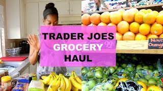 Trader Joes Haul  Grocery Shopping Haul  What I Eat To Lose Weight  12 Week Body Transformation Hello Everyone, I SET A GOAL TO GET A FLAT STOMACH AND LOO...
