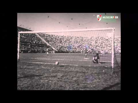 Huracán vs River (1952)