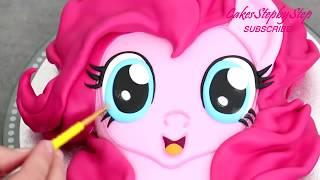 My Little Pony PINKIE PIE Cake by Cakes StepbyStep