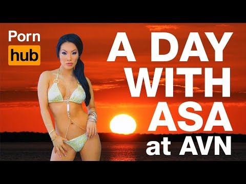 Asa's Adventures - A Day with Asa at AVN 2018 - Ep 4