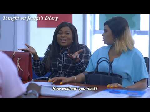 Jenifa's diary Season 18 Episode 1- showing tonight on AIT (ch 253 on DSTV), 7.30pm