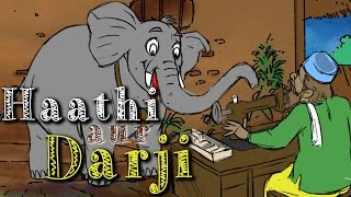 Haathi Aur Darji  | Kilkariyan | Hindi Stories For Kids | Bedtime Children Stories | Kids Stories