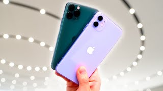 iPhone 11 vs 11 Pro - Apple Didn't Tell You Everything