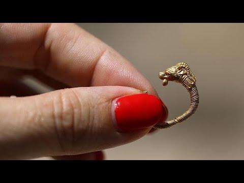 Ιερουσαλήμ: Ανακαλύφθηκε χρυσό σκουλαρίκι των ελληνιστικών χρόνων …