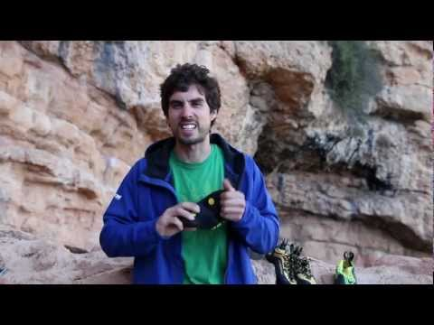Joe Kinder's Climbing Techniques - Edging (видео)