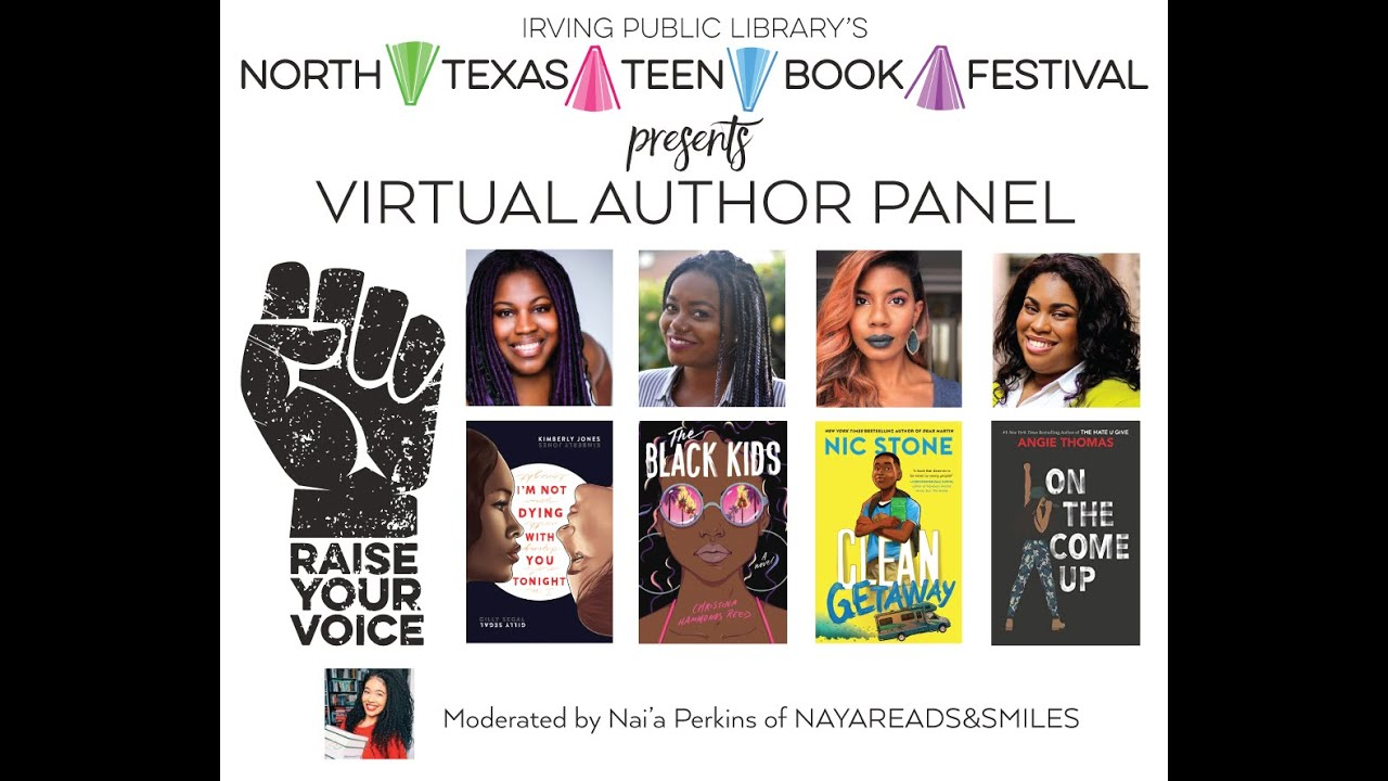 NTTBF Presents Raise Your Voice Panel