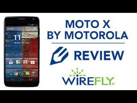 Motorola X Phone Hands On Review by Wirefly