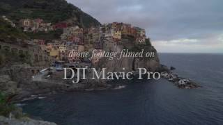 Download Lagu Cinque Terre Italy - DJI Mavic Pro Drone | Priest with Balloons - Tiny Ruins Mp3