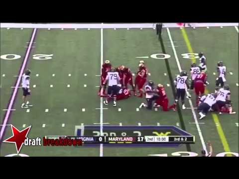 Darius Kilgo vs West Virginia 2013 video.