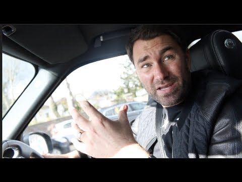 'PEOPLE THINK IM A NOB, BUT IM NOT A NOB-NOB' - EDDIE HEARN ON ROAD / JOSHUA-PARKER, WILDER, WHYTE