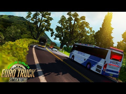 PRTC Skin for Volvo B9R (INDIAN BUS) v1.0