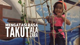 Video Hebaaat !!! Zara berhasil melawan Rasa Takut !!! 😘😘😘 Adventure at Little Jungle Playground MP3, 3GP, MP4, WEBM, AVI, FLV Maret 2019